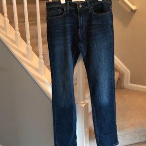 Men's NWOT Hollister blue jeans